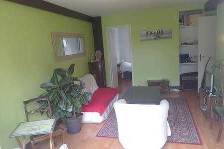 45 m² luminosos - 2 habitaciones - Malakoff