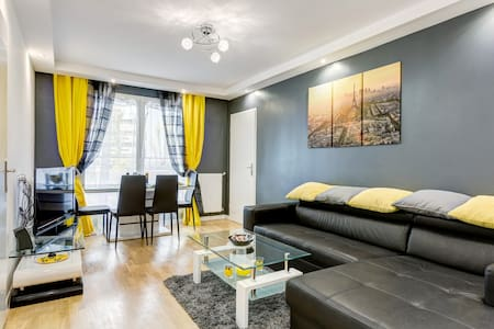 F2-STANDING-PARIS-STADE DE FRANCE - Apartment