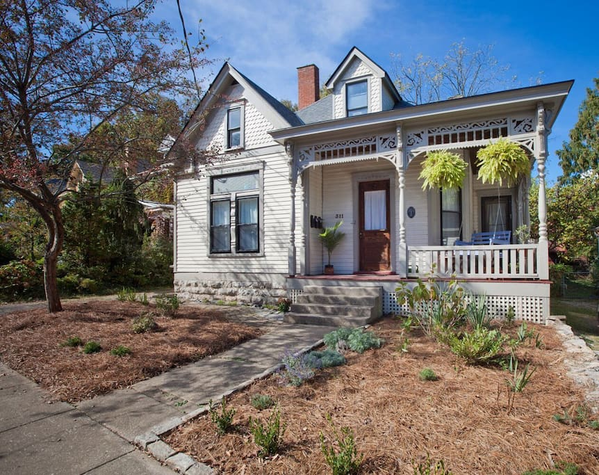 Downtown One Bedroom Apartment In Victorian Home Flats For Rent In Lexington Kentucky United