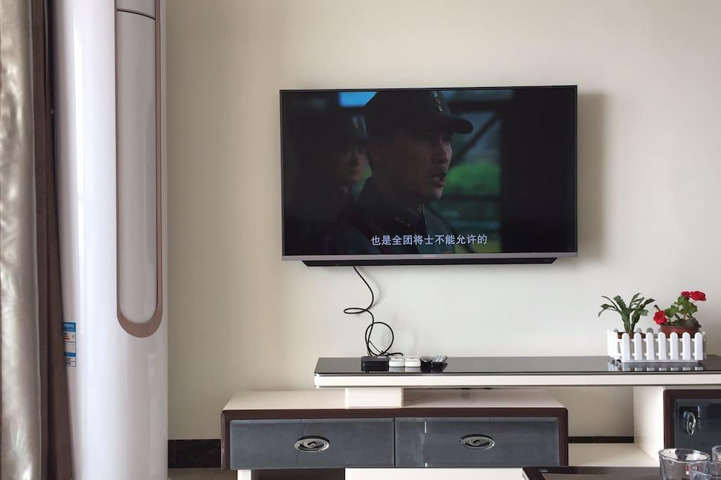 无限宽带,有线电视应有尽有~
