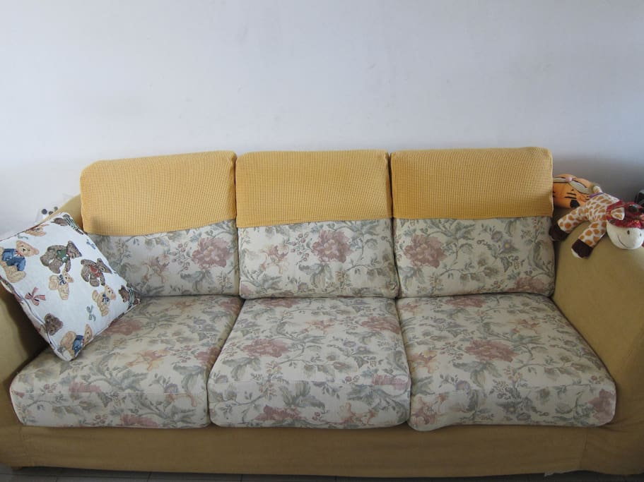 Sofa at living room