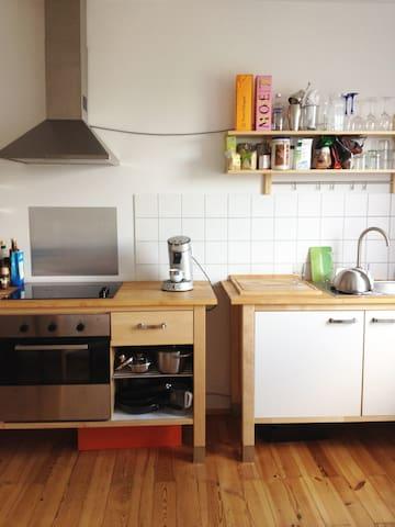2-Zimmer Wohnung - München - Leilighet