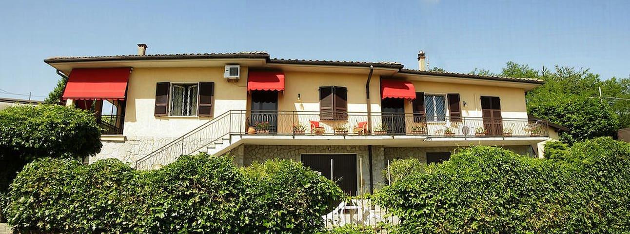 Casa sulle colline dell'Oltrepo - Montecalvo Versiggia - Apartemen