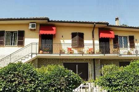 Casa sulle colline dell'Oltrepo - Montecalvo Versiggia - Lejlighed