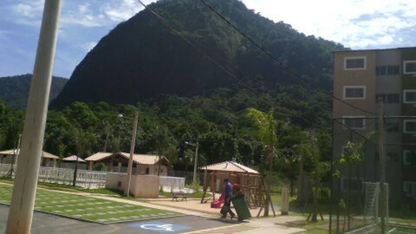 Paraíso no Centro de Niterói