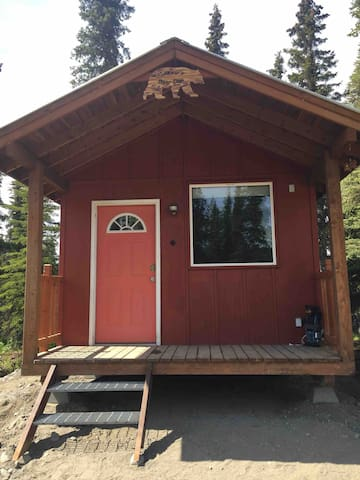 Casey's Bear Den at P & K Anglers Retreat