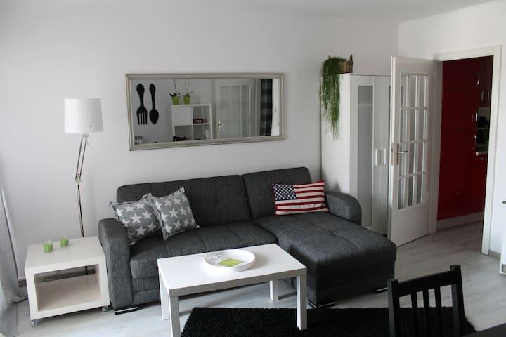 """kommod"" im Deichgraf - Butjadingen - Apartment"
