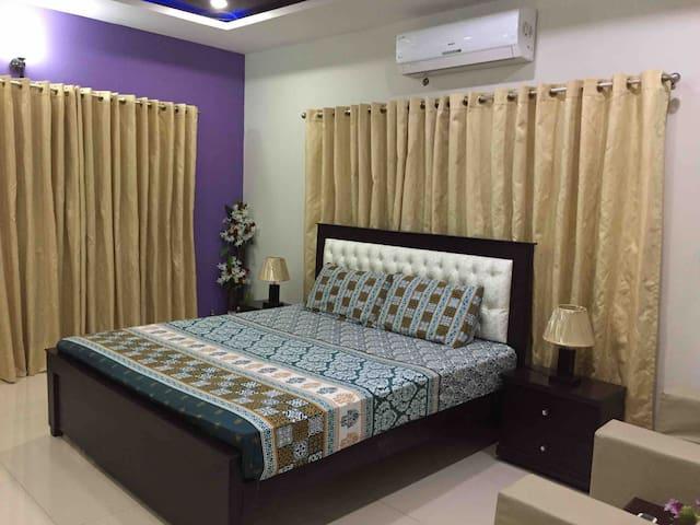 2 bedrooms luxury suite