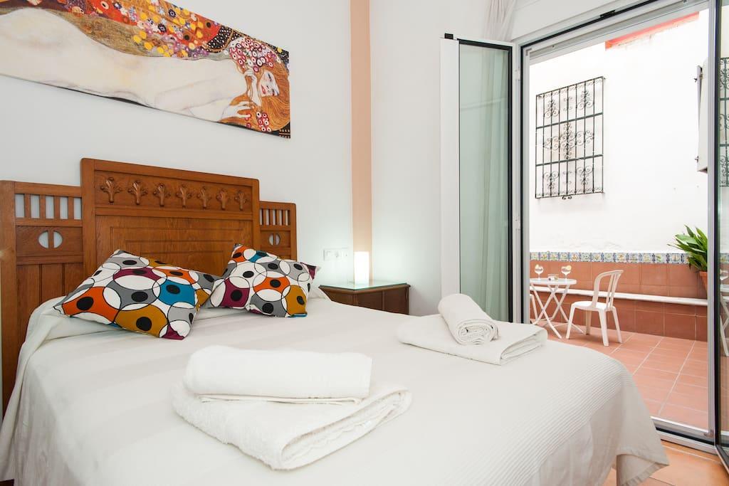 Apartamento en centro hist rico b apartments en alquiler for Alquiler apartamentos sevilla espana
