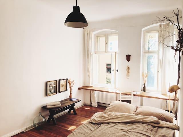 minimal & quite room in Neukölln/Kreuzberg