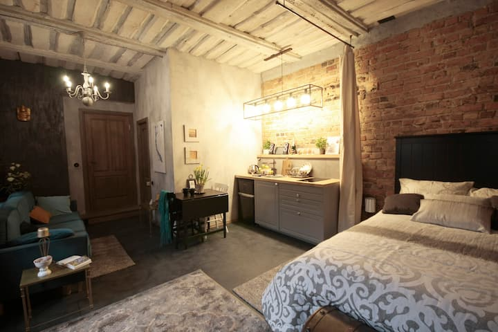 hOMe in Riga + Free parking