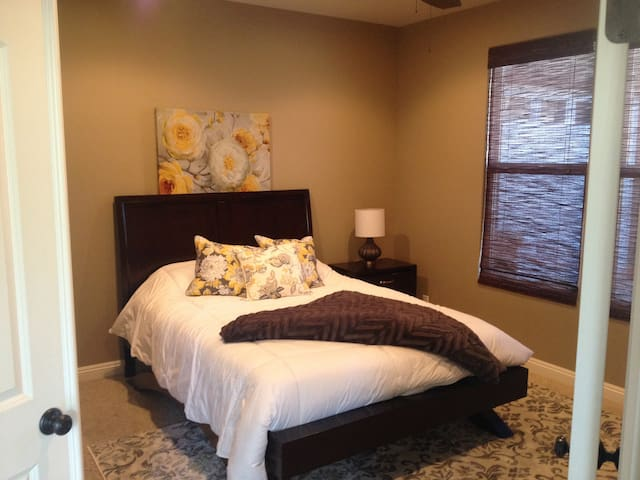 Guest House-Private Room #2- Comfort - Poway
