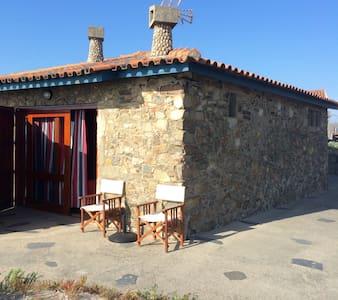 Waterfront/Cabana em frente ao mar - Cedovém/Esposende/Braga - กระท่อม