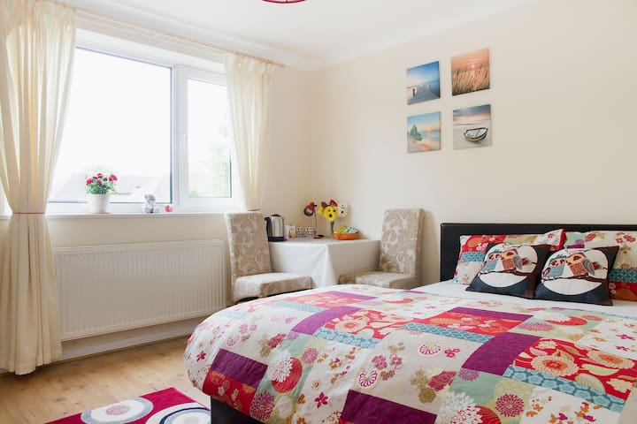 Double bedroom in Sutton, London - Sutton - Leilighet