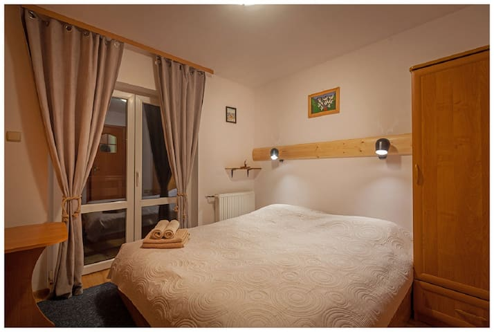 Tatrzańska Kotwica - Room no 5 for 2 people