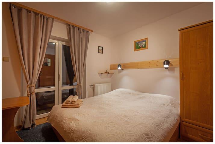 Tatrzańska Kotwica - Room no 5 for 2 people
