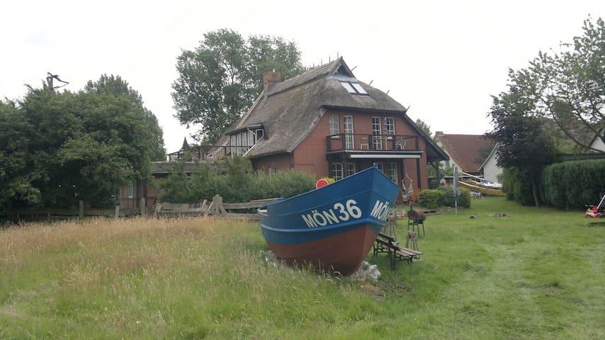 Deichblick - Mönkebude Am Hafen 36 - Mönkebude - Leilighet