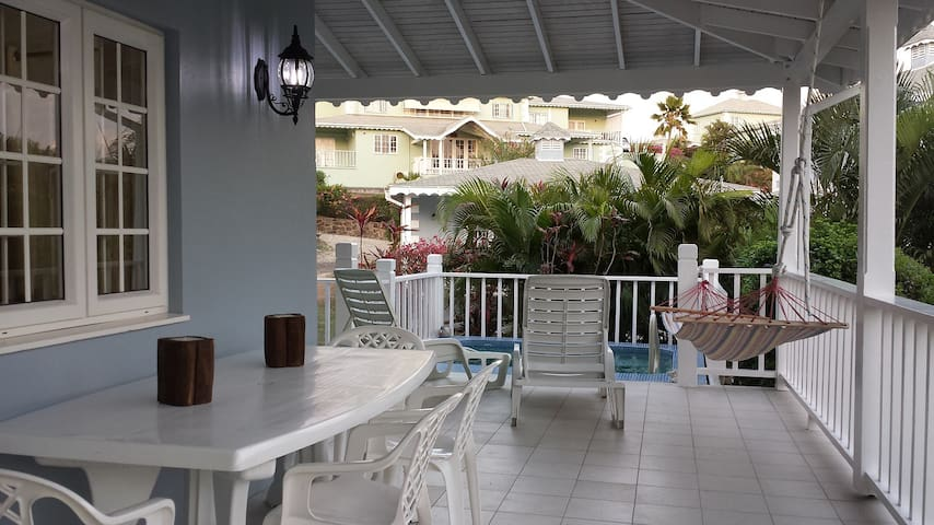 Condo 5 Minute drive to Rodney Bay - Gros Islet - Wohnung