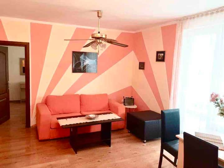 "Budget Apartment ""Orange"" Camping Europe Pomorie"