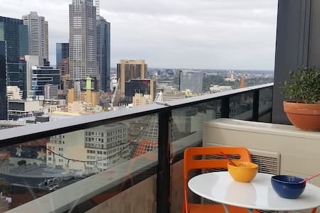 Skyhigh in the heart of Melbourne