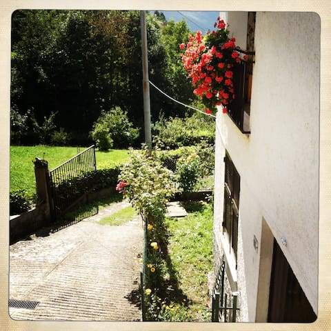 Vacanze Natura _ Vacance Nature - Alpe - Apartamento