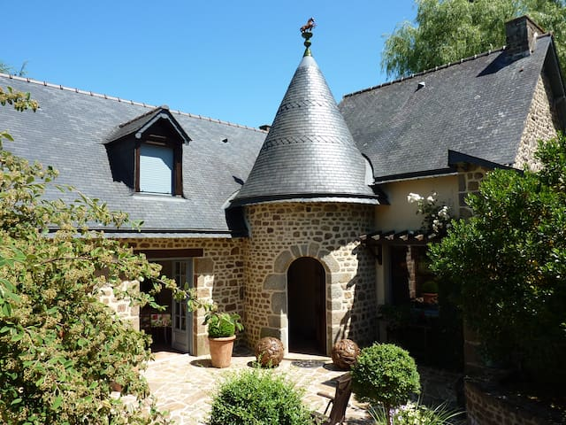 Superb Country House - Champéon - Talo