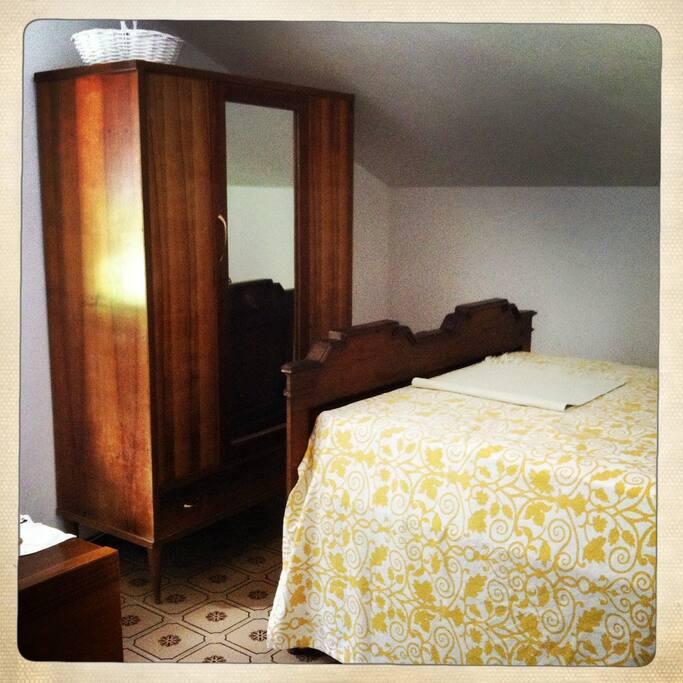 Camera da letto (1) _ Chambre à lit (1)