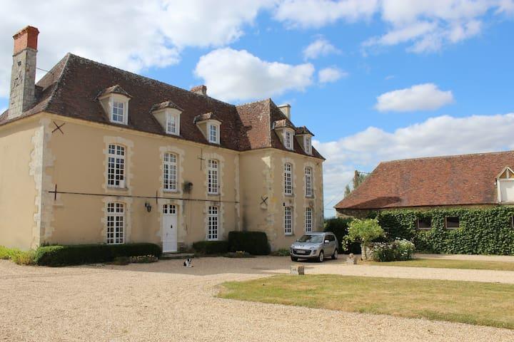 Manoir de Courthoisnon - Boëcé - Huis
