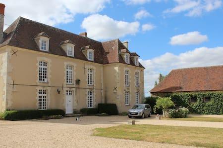 Manoir de Courthoisnon - Boëcé