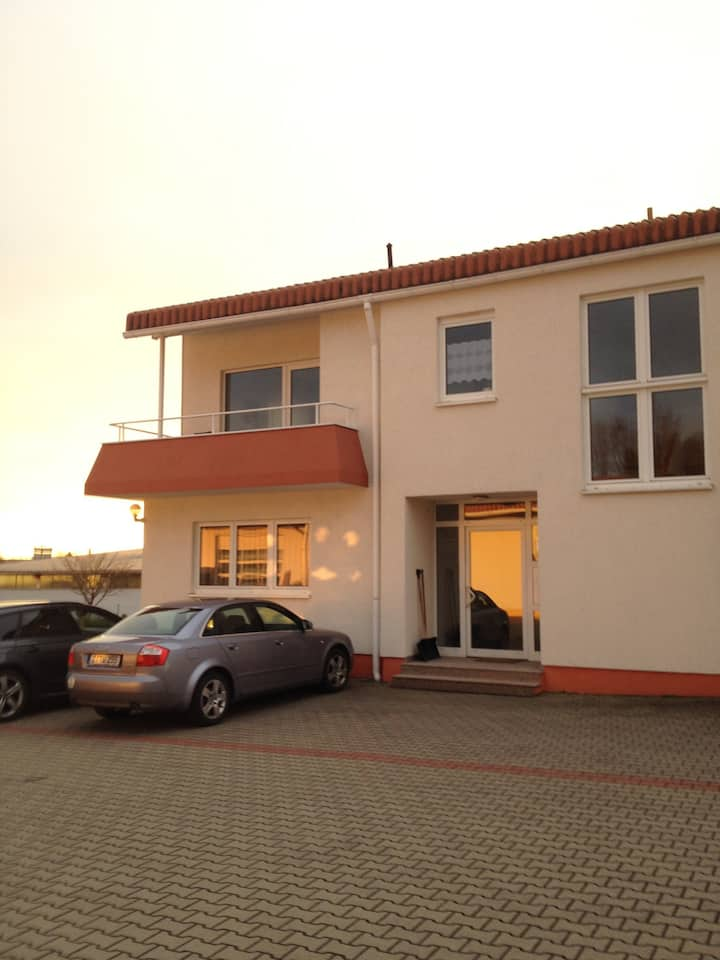 Miniappartement in ruhiger Lage