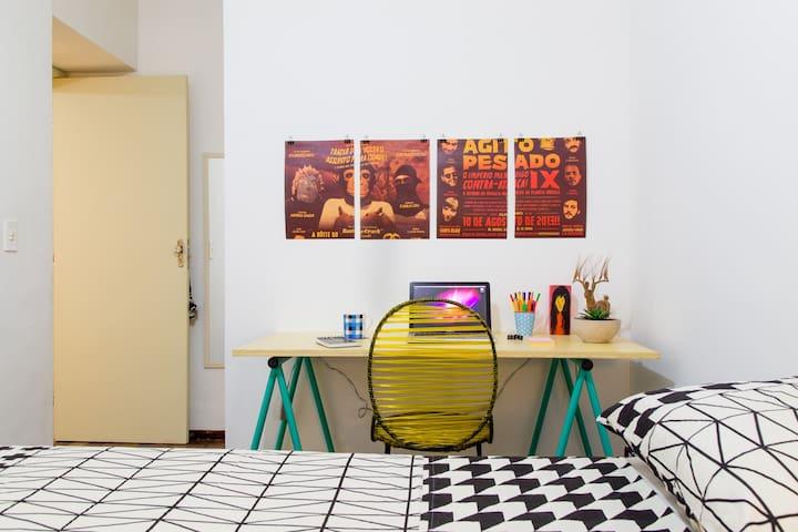Suíte no centro do Recife - Recife - Apartment