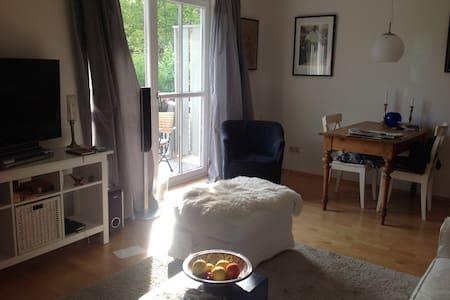 Tolle Wohnung im Münchner Süden - Oberhaching