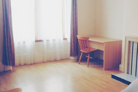 Room in the heart of Glasgow