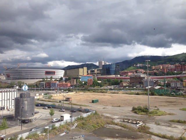 Habitación o piso frente a la Ría - Bilbao - Apartemen