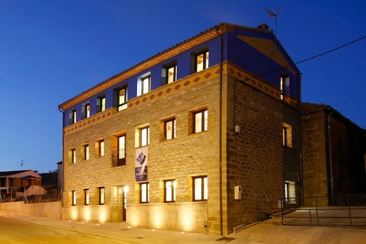 Casa en el Prepirineo Aragones - Santa Eulalia de Gállego - Rumah