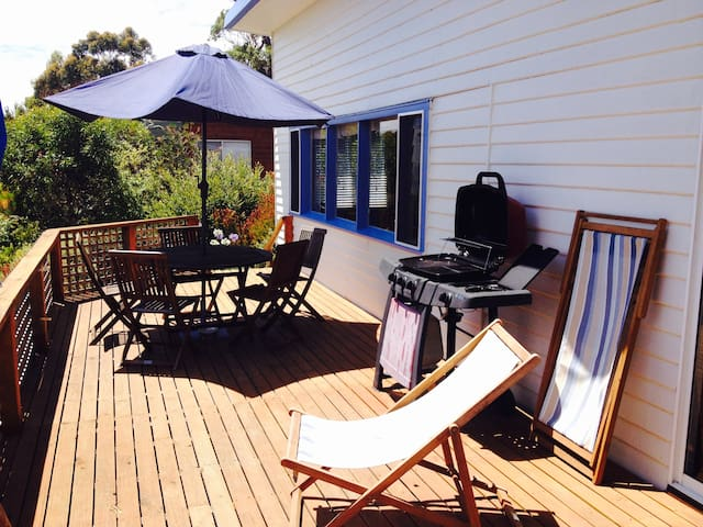 Beach House at St Helens /Bay of Fires Coast - Stieglitz - Casa
