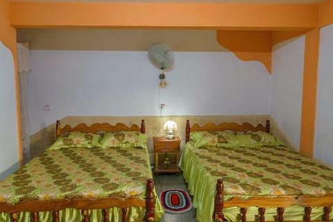 EL GARAJE - ROOM 2 - PRIVATE ROOM + WIFI