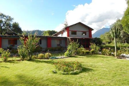 Vacaciones en Reposo del Angel - Limatambo - Lain-lain