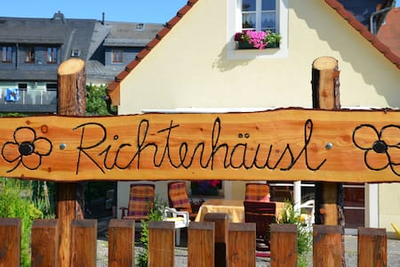 "Ferienhaus ""Richterhäusl"" - DTV 4* - Oederan"