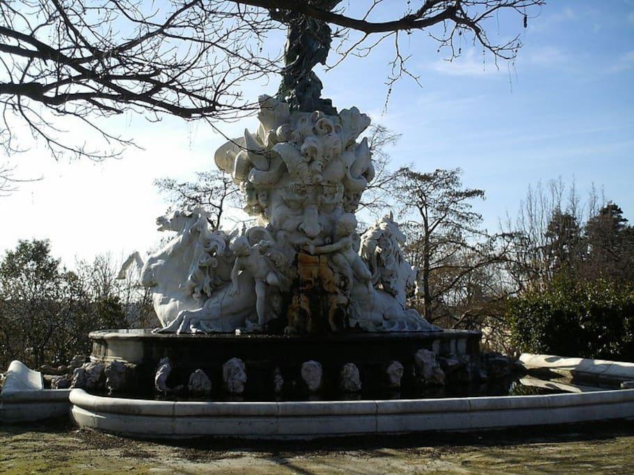 Parc des poètes Béziers