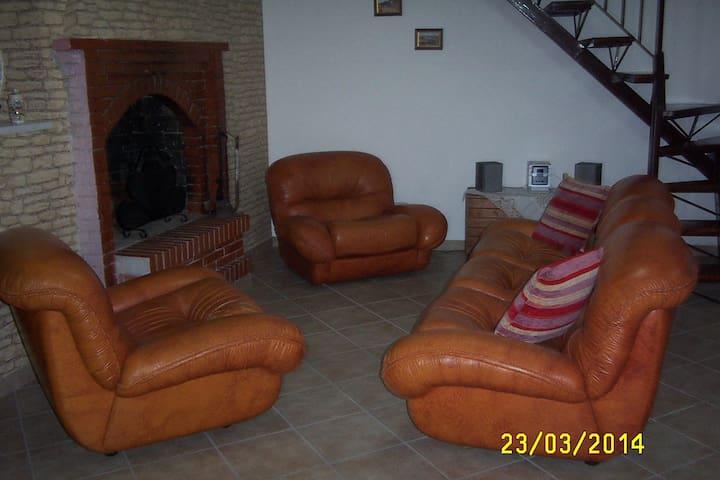 Bolsena's quiet house - Piansano - Haus