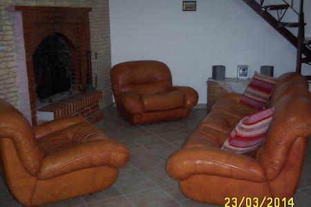 Bolsena's quiet house - Piansano - Ház