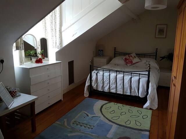 Crescent view (king) - Swansea - Haus
