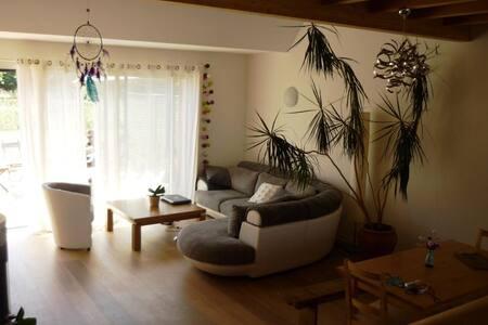 Maison lumineuse  Erdre/Beaujoire - Nantes