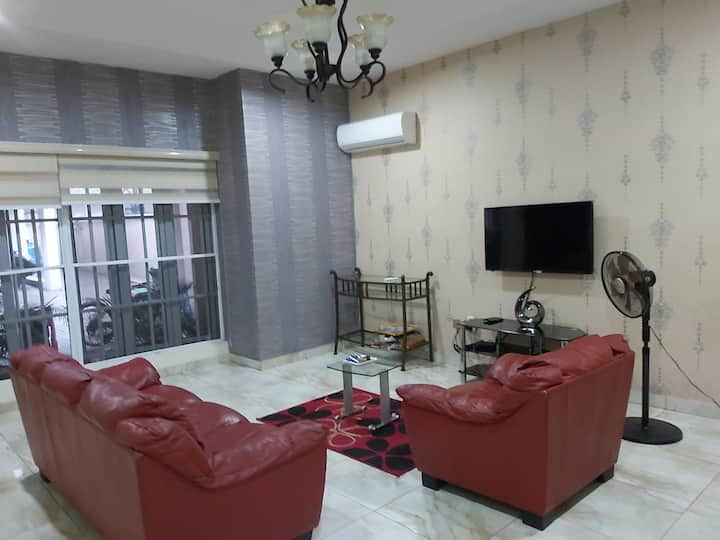 Unique Serene Suite in Orchid Hotel Zone Lekki