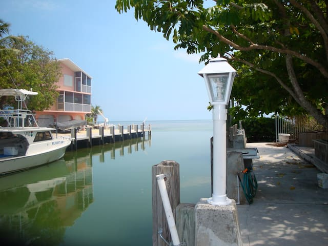 La Casita Sol-Charming Canalfront Atlantic Ocean - Marathon - House