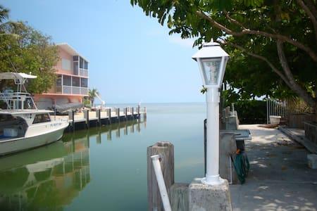 La Casita Sol-Charming Canalfront Atlantic Ocean - Marathon