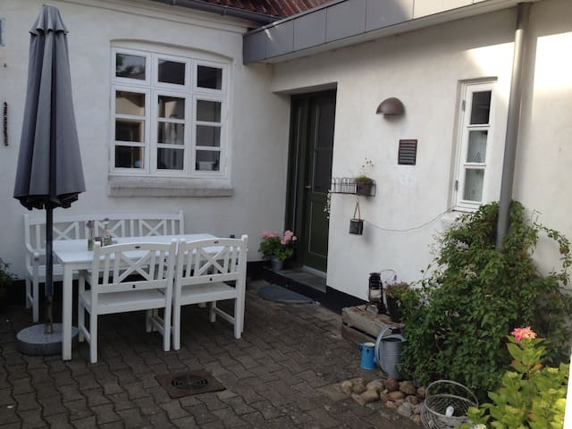 Lovely townhouse downtown Silkeborg
