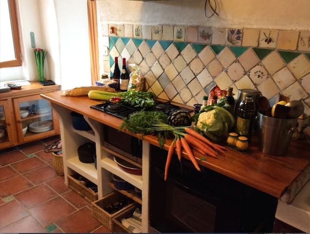 Chez Andréa - Meyreuil - Casa