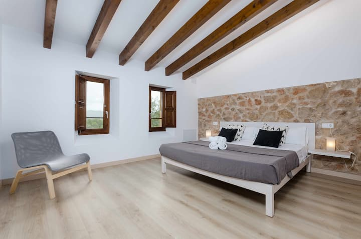 YourHouse Sa Riba 6 pool villa, discover a quiet and autentic Mallorca